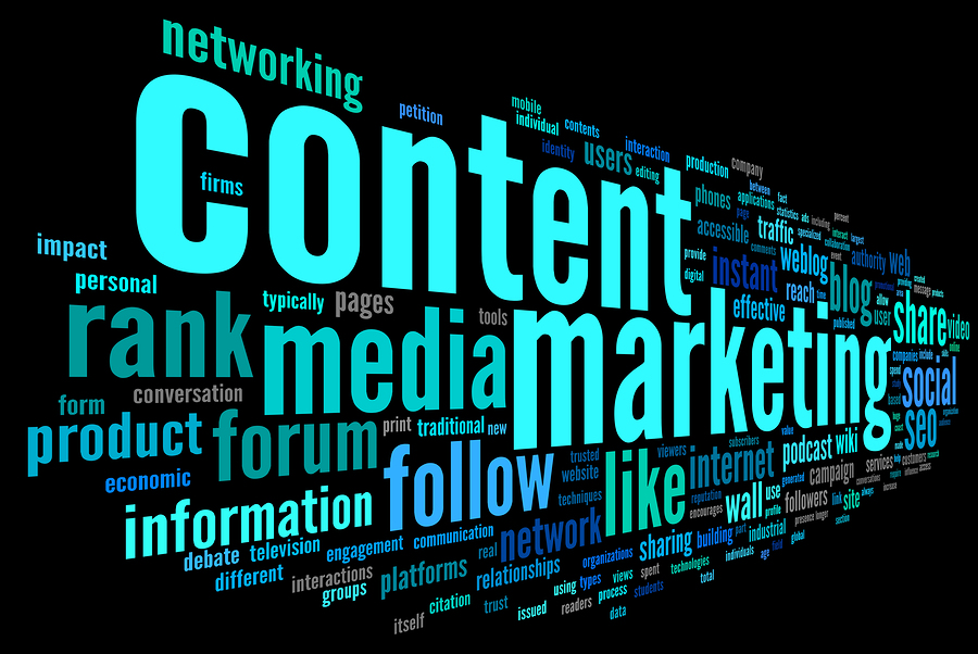 content marketing, small to medium businesses, marketing strategy, jhg media group