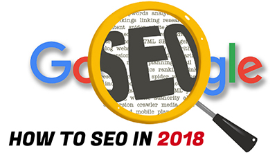 How to SEO in 2018 JHG Media