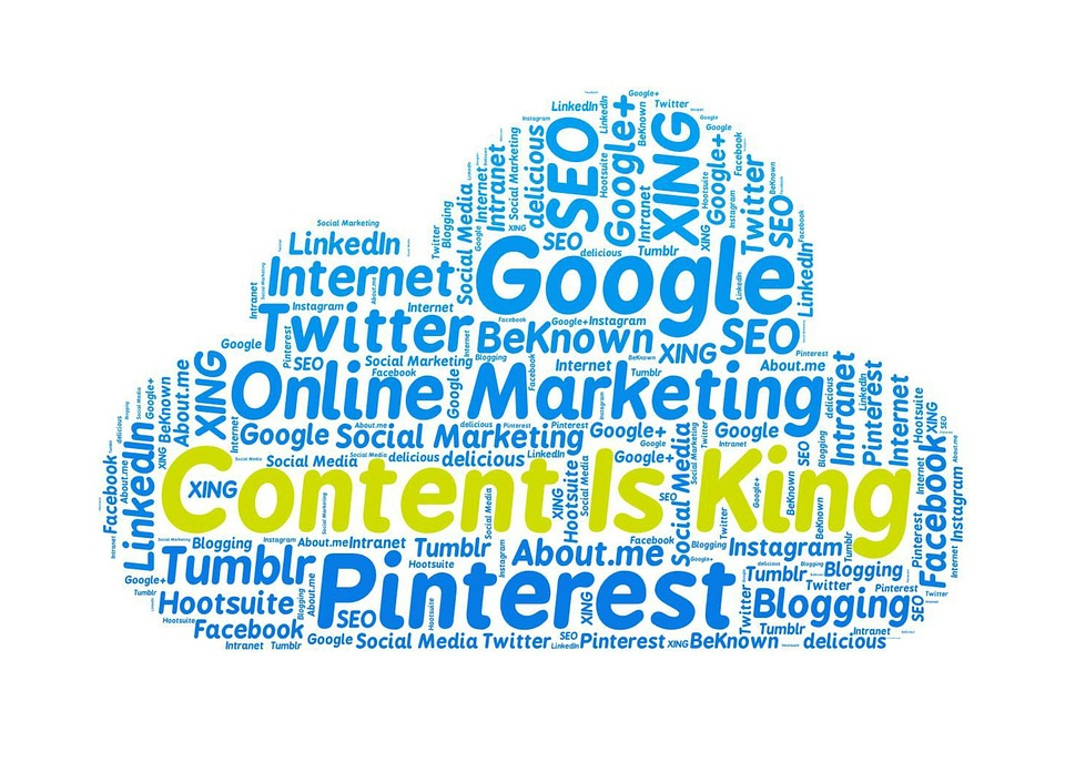 Content Marketing High-Quality Content SEO JHG Media